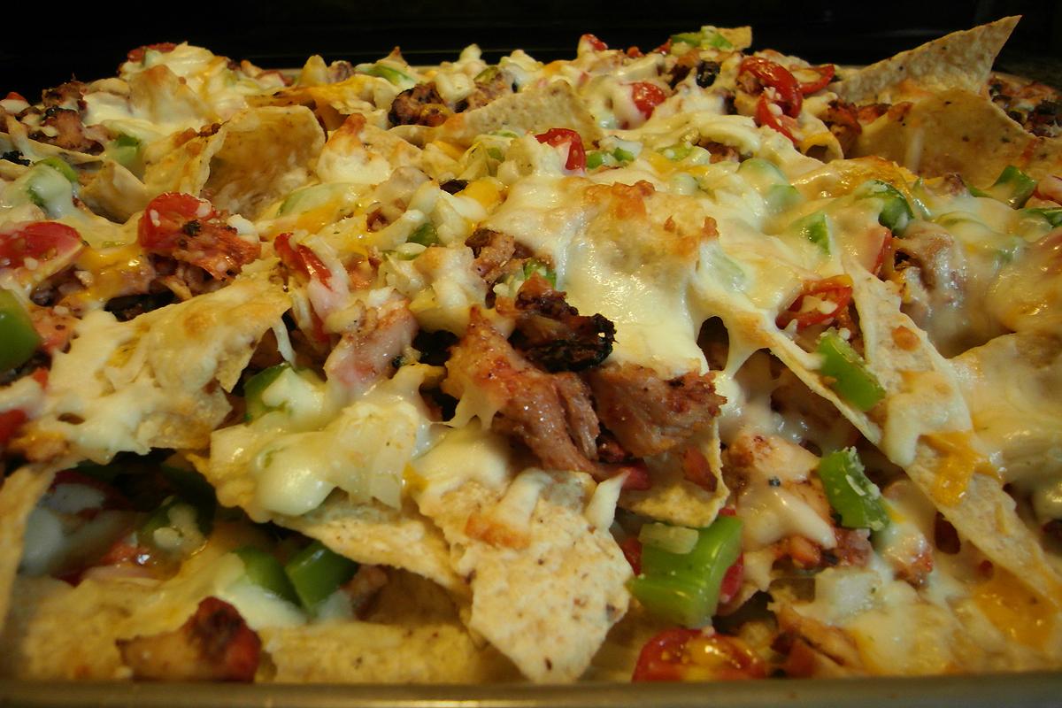 spicy chicken nachos nachos nachos greek nachos cowboy nachos nachos ...